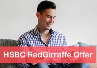 HSBC RedGirraffe Offer on RentPay