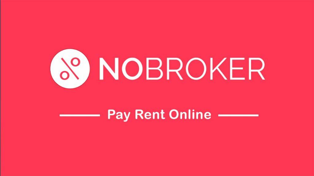 Nobroker Pay rent online
