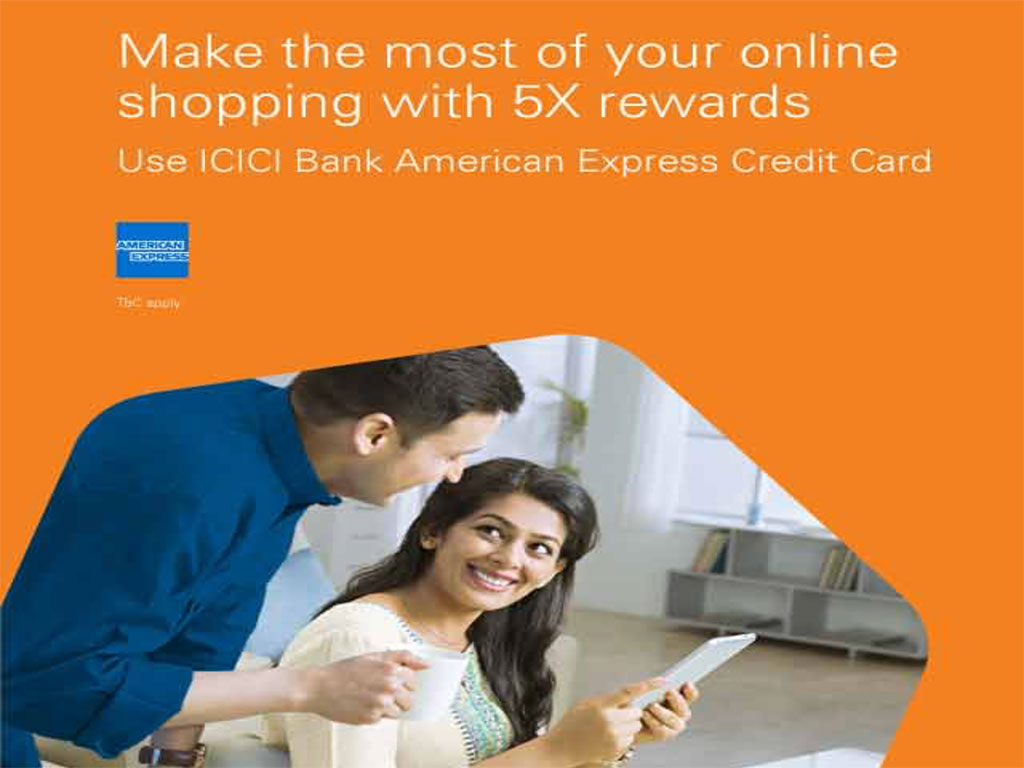 ICICI Amex 5x rewards offer details