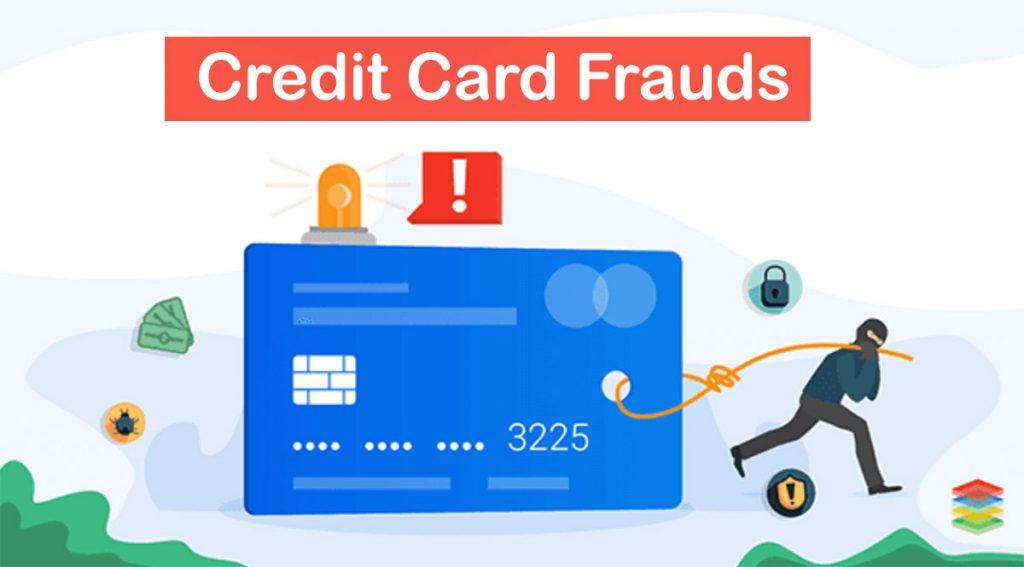 credit card fraudulent transaction