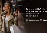 hdfc 10x rewards program