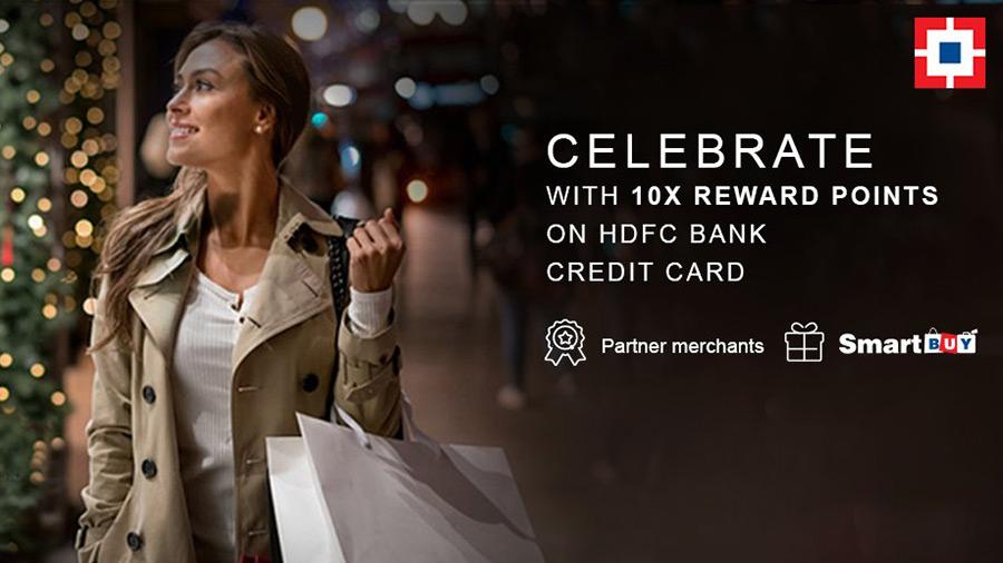 HDFC 10X rewards Program