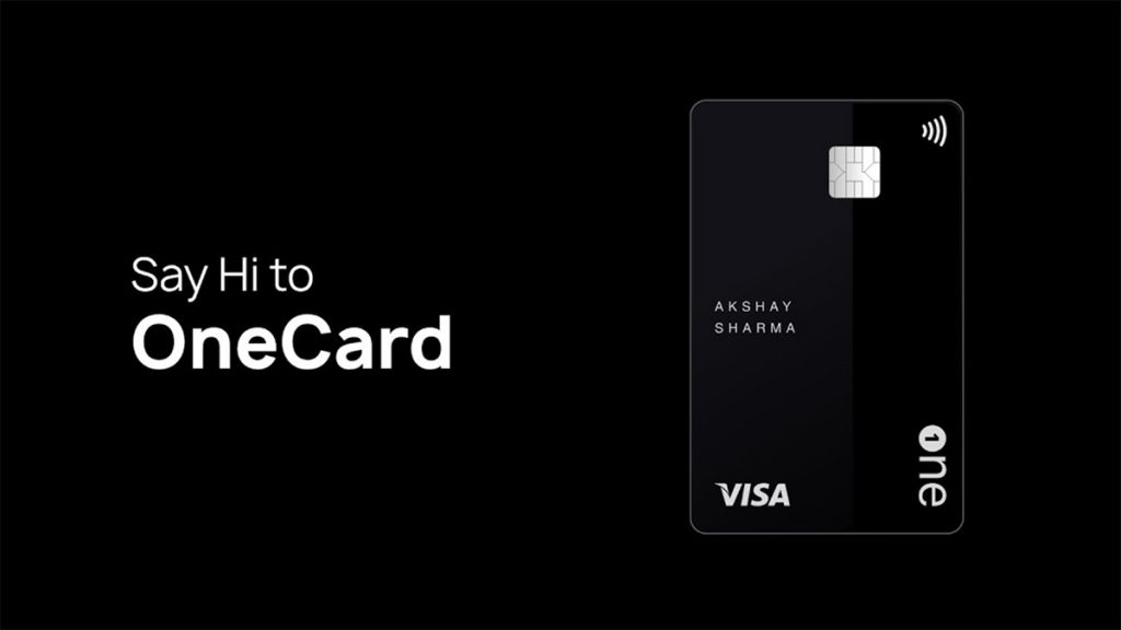 onecard credit card