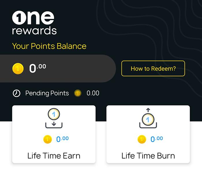 onecard rewards