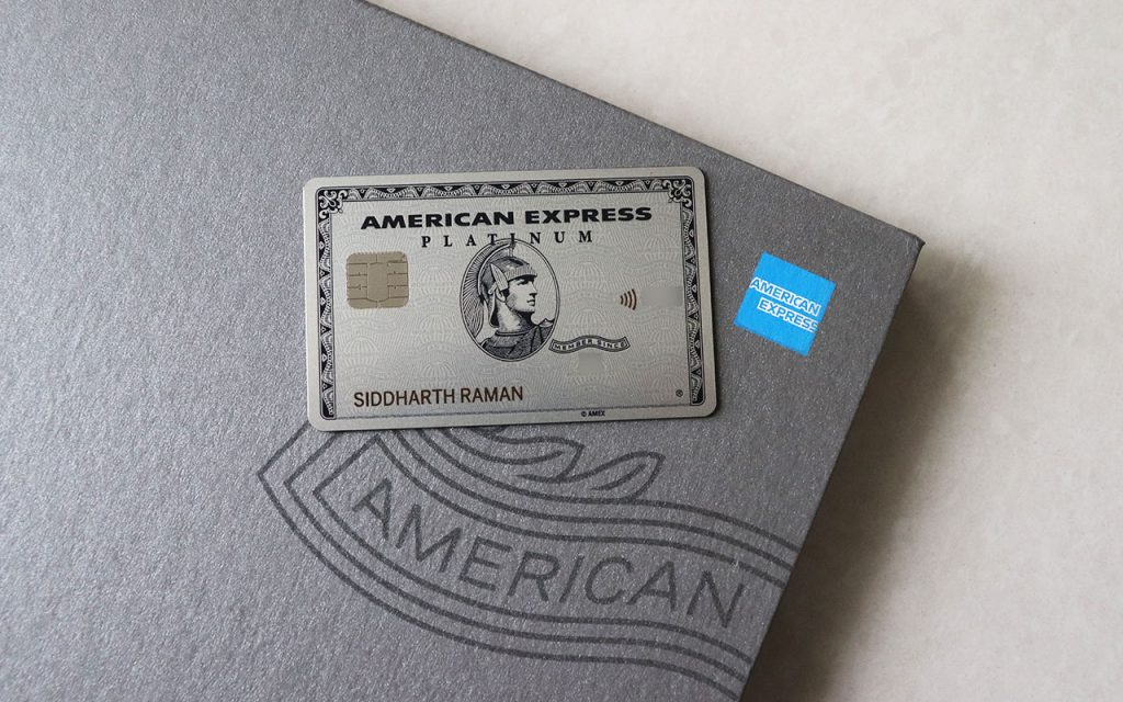 american express platinum unboxing