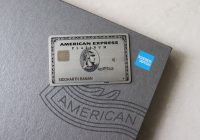 Amex Platinum Charge Card unboxing