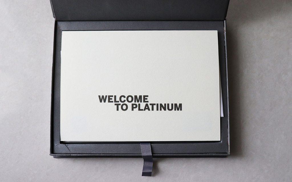 Amex platinum - Welcome to Platinum