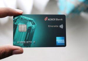 ICICI Emeralde Credit Card