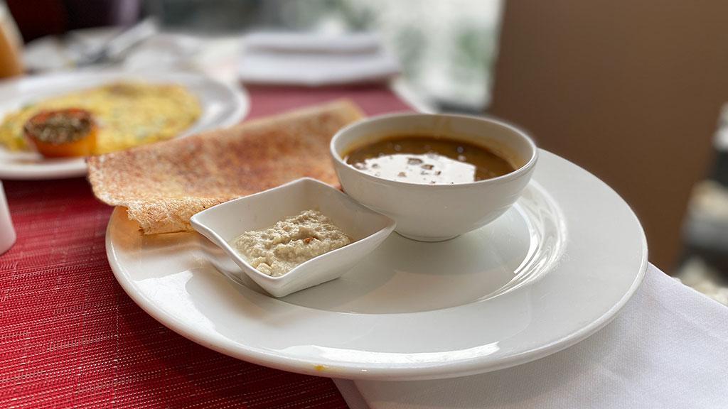 Breakfast - Dosa