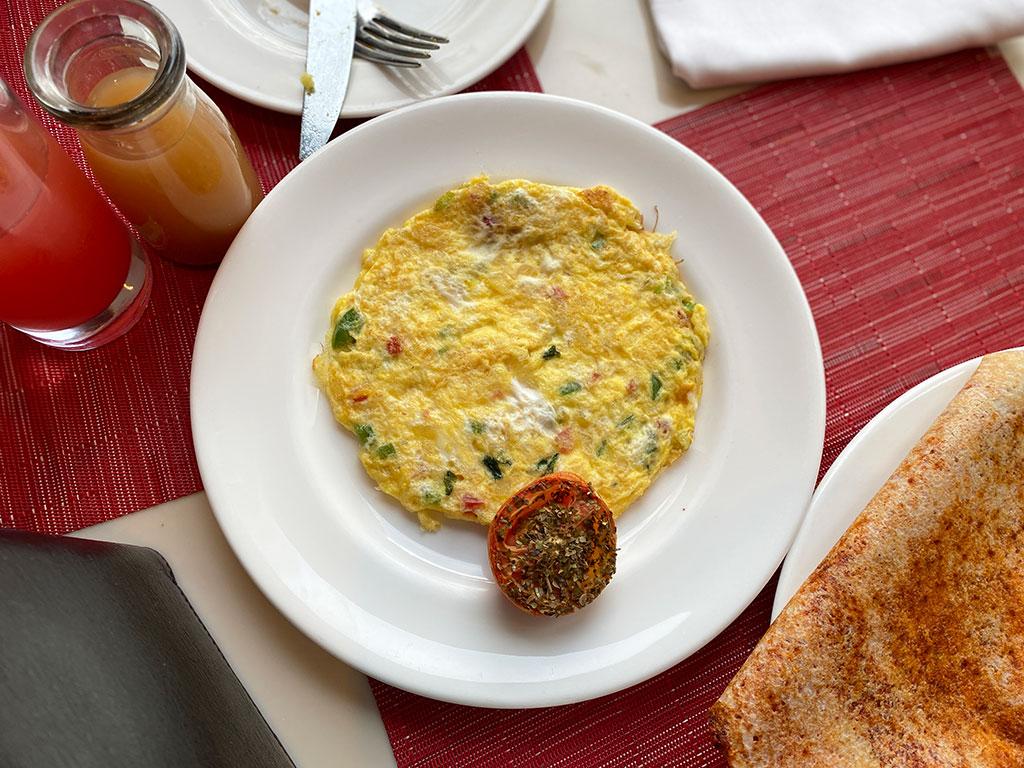 Breakfast - Omlet