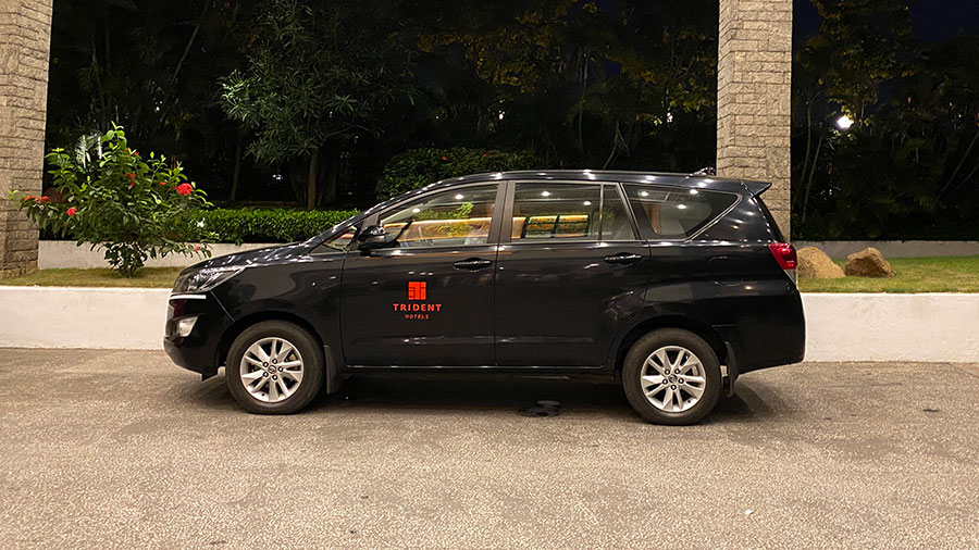 Innova for Airport Pick-up