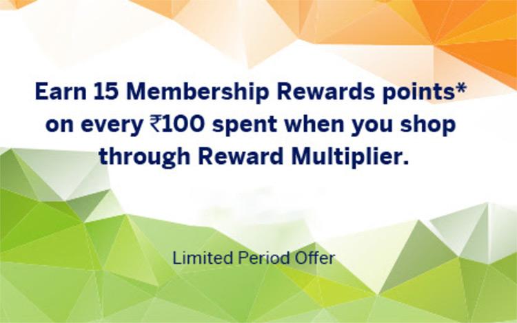 amex rewards multiplier independence day offer 2020