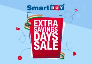 SmartBuy Extra Saving Days Sale Sep 2020