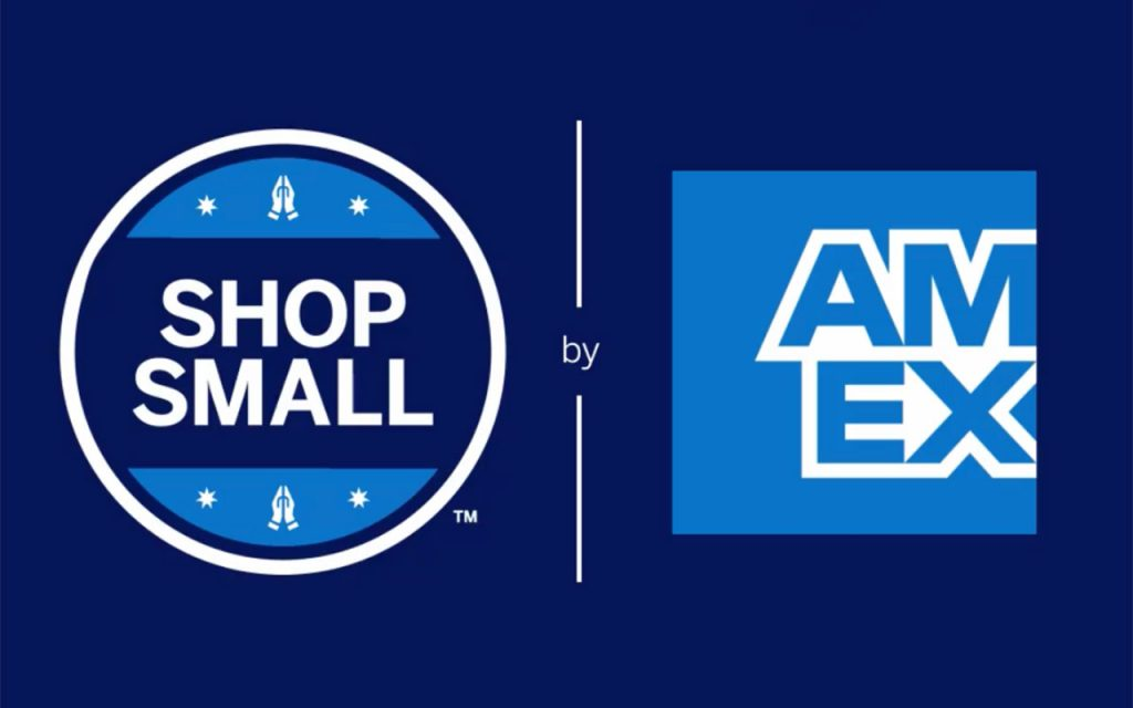 Shop small by American Express