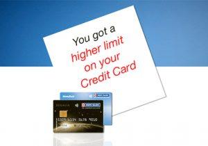 HDFC Auto Credit Limit Enhancement