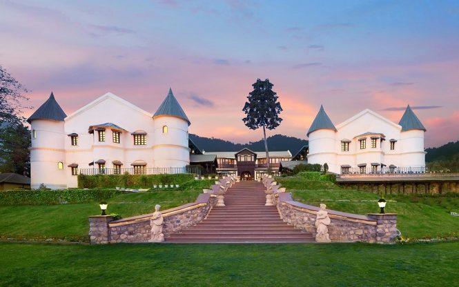 WelcomHotel The Savoy - ITC hotel