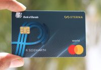 BOB Eterna Credit Card
