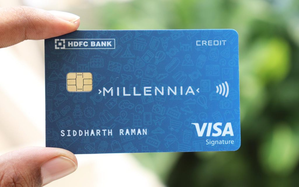 HDFC Bank Millennia Credit Card