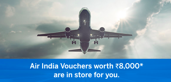 Amex Air india Offer