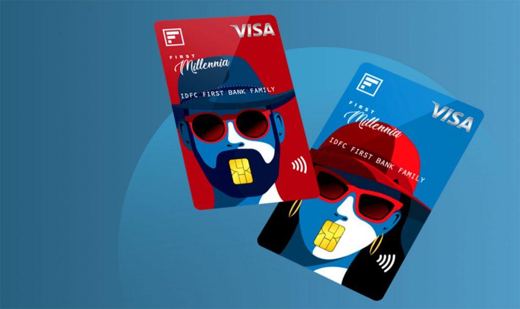 IDFC First Bank Millennia Credit Card
