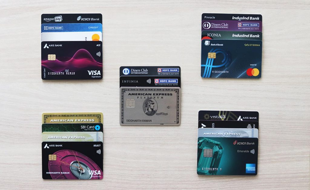 Best Credit Cards in India for 2021