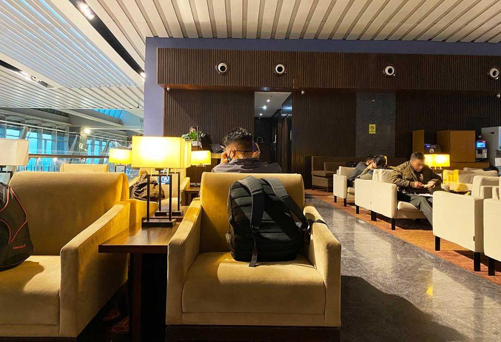 BLR domestic Lounge - Common Area