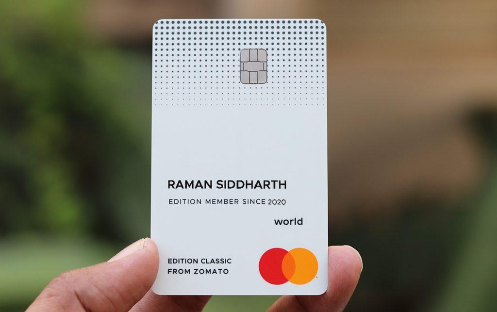 RBL Zomato Credit Card