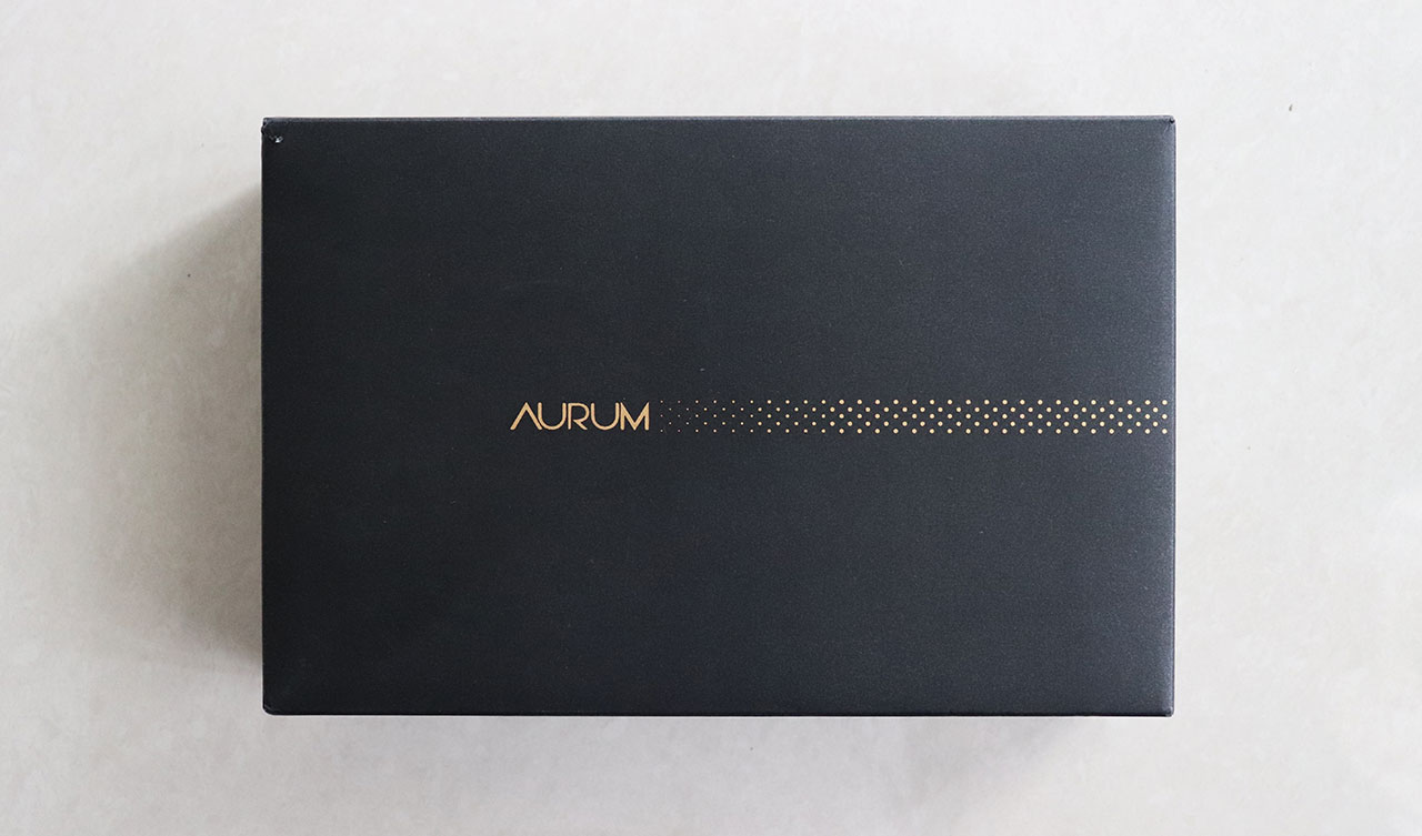 sbicard aurum - box with cover