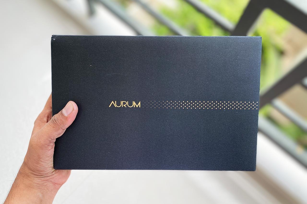 sbicard aurum - package