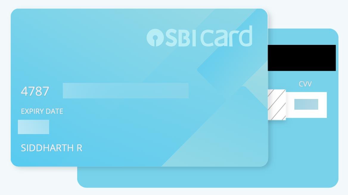 SBICard Aurum - Virtual Card