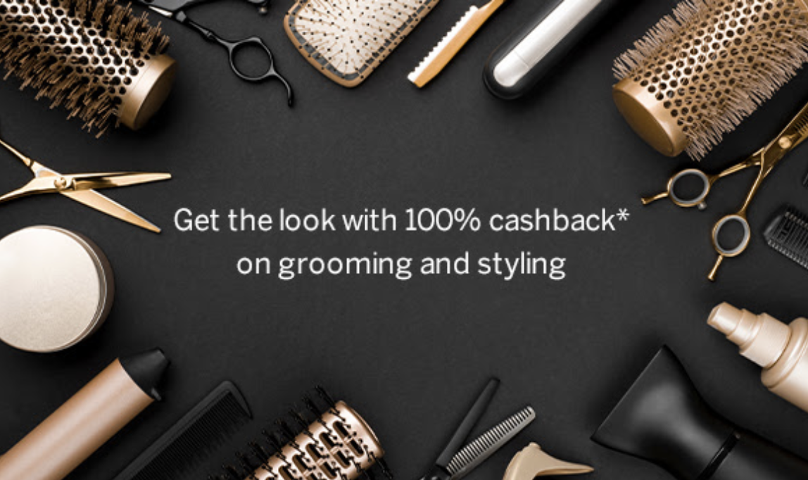 Amex Offer - Grooming Services