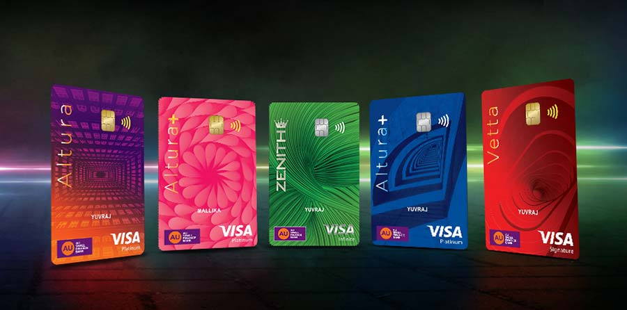 AU Small Finance Bank Credit Cards