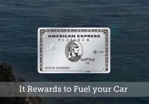 amex platinum fuel offer