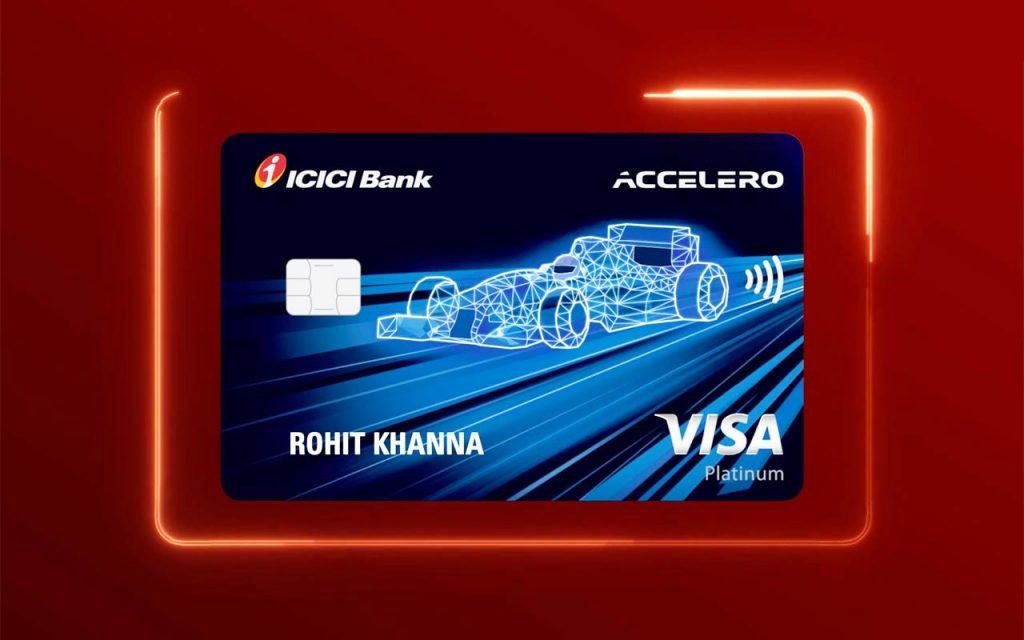 Accelero ICICI Bank Credit Card