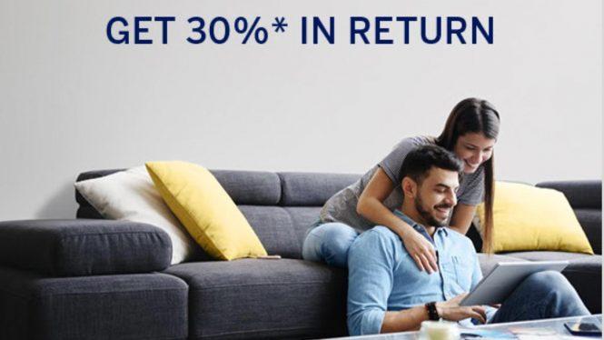 amex redemption offer: get 30% points back