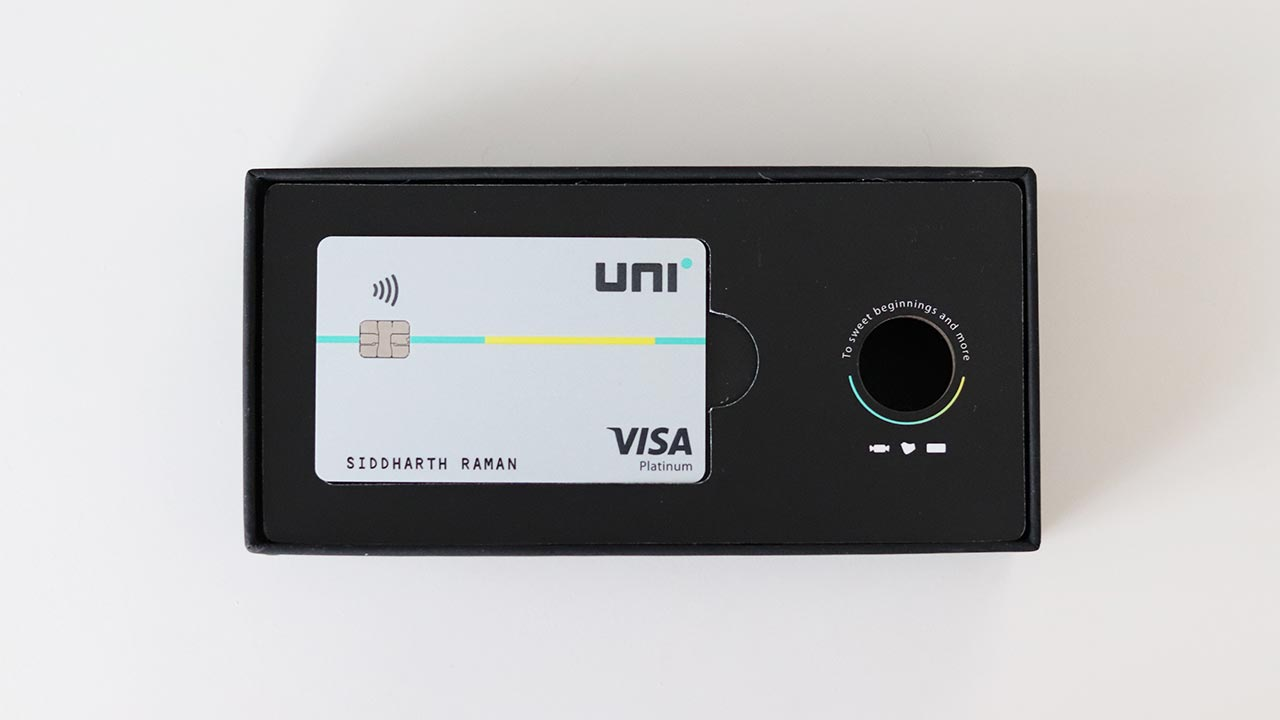 Uni Card - the first look