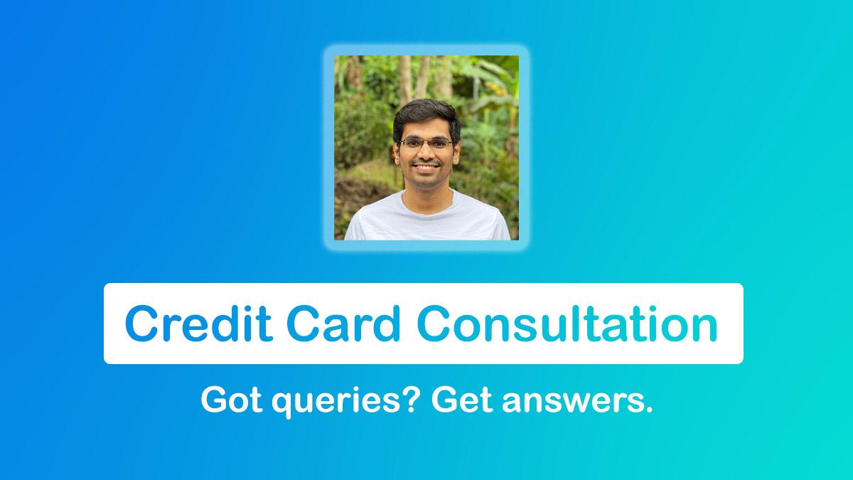 credit card consultation